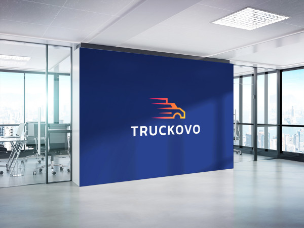 Sample branding #1 for Truckovo