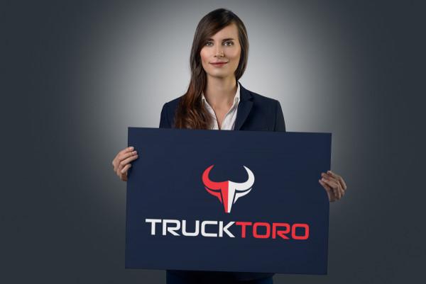 Sample branding #2 for Trucktoro