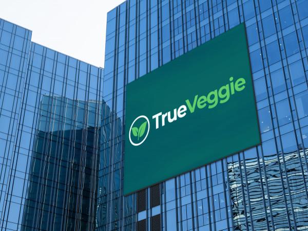 Sample branding #2 for Trueveggie