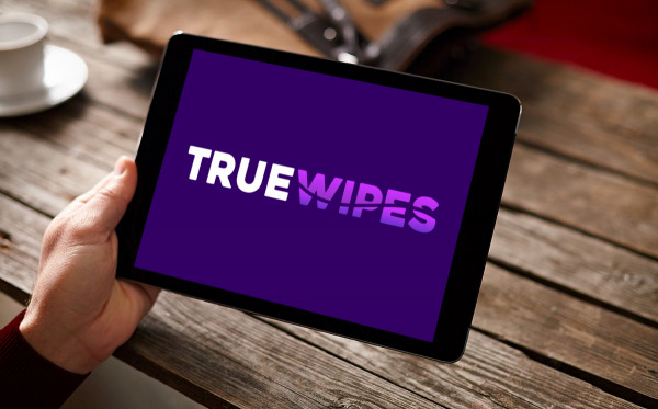 Sample branding #1 for Truewipes