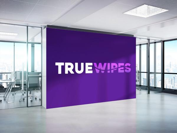 Sample branding #3 for Truewipes
