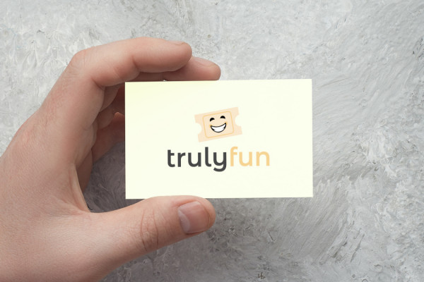 Sample branding #3 for Trulyfun