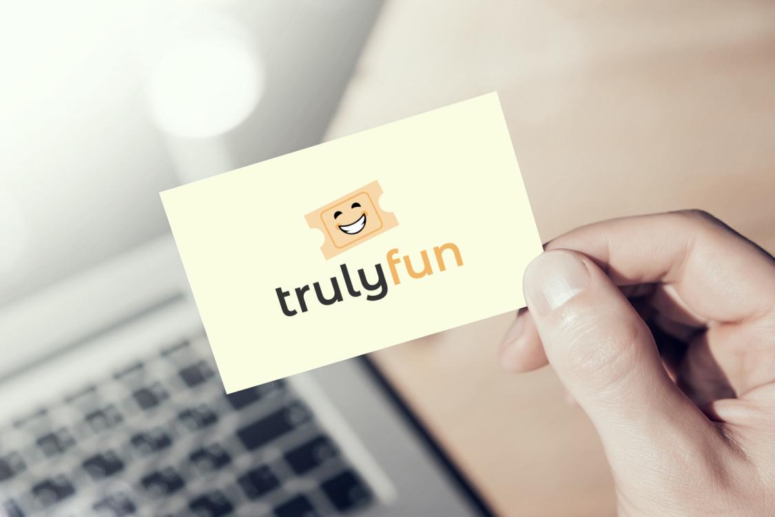 Sample branding #2 for Trulyfun