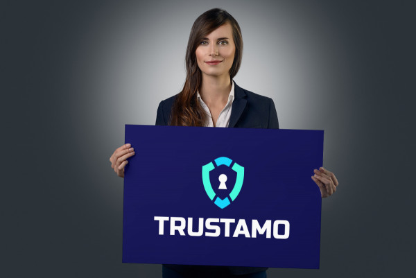 Sample branding #1 for Trustamo