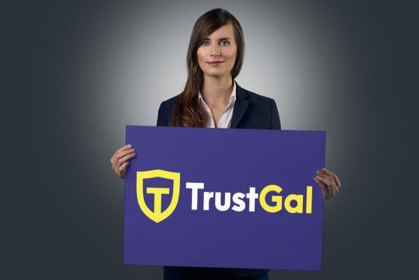 Sample branding #1 for Trustgal