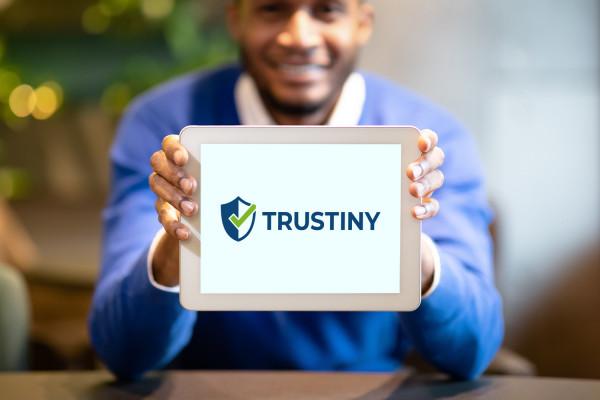 Sample branding #3 for Trustiny