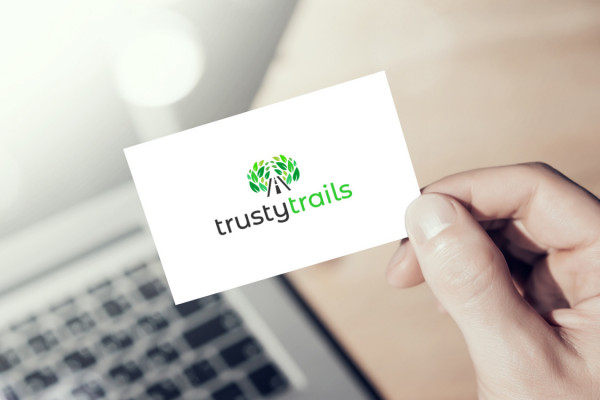 Sample branding #2 for Trustytrails