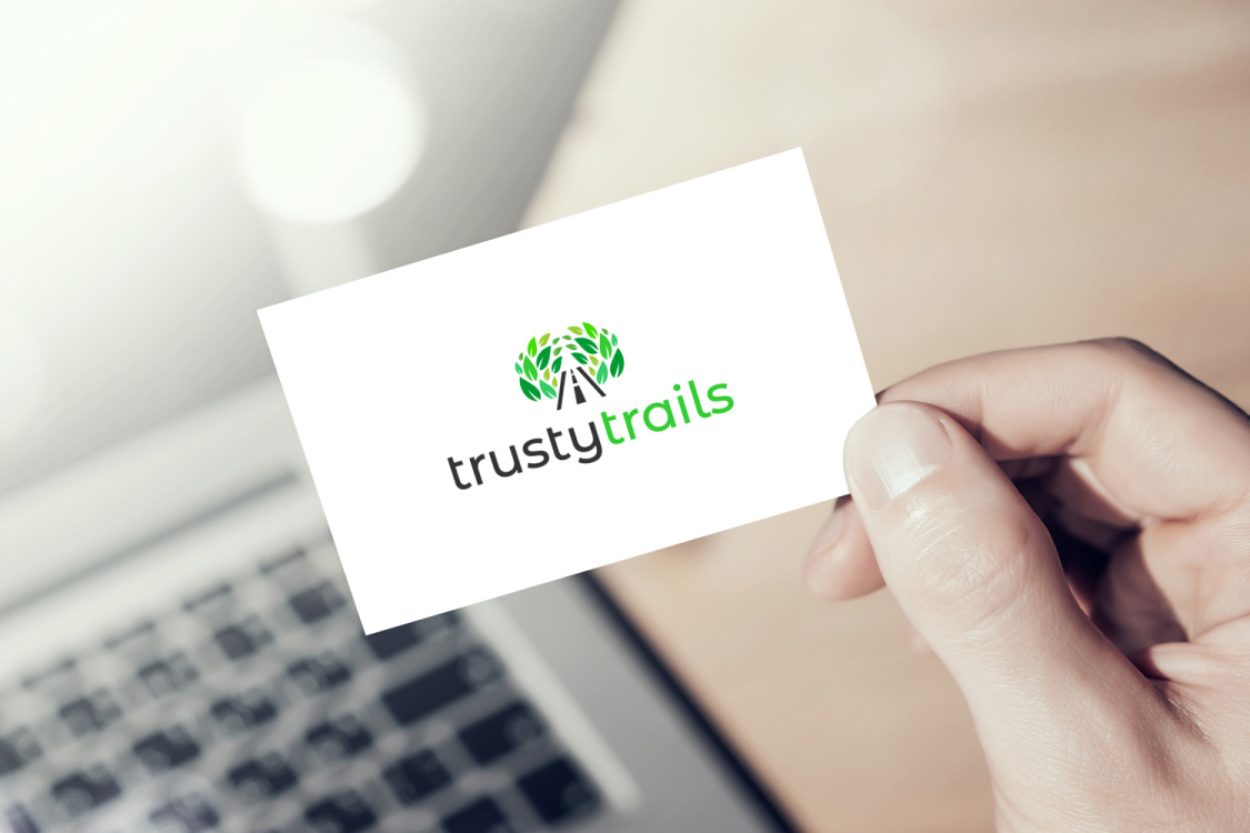 Sample branding #3 for Trustytrails