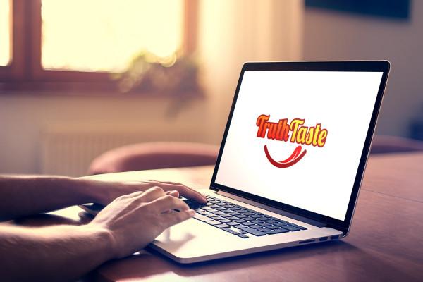 Sample branding #3 for Truthtaste