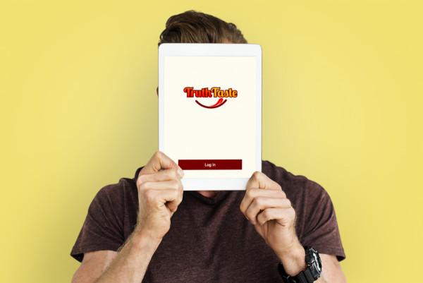 Sample branding #2 for Truthtaste