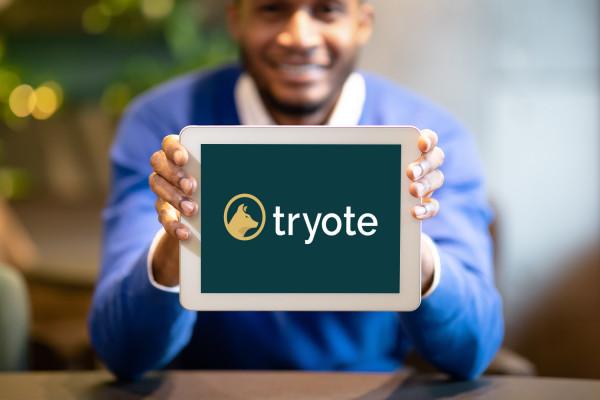 Sample branding #1 for Tryote