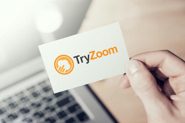 Sample branding #3 for Tryzoom