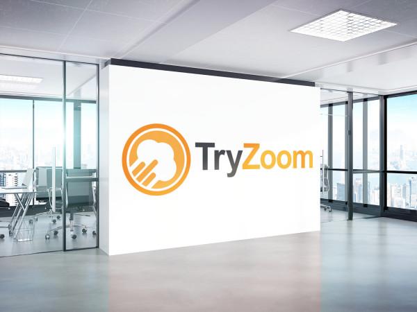 Sample branding #1 for Tryzoom