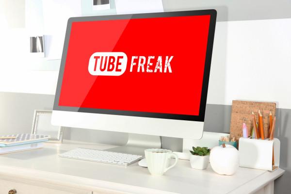 Sample branding #2 for Tubefreak