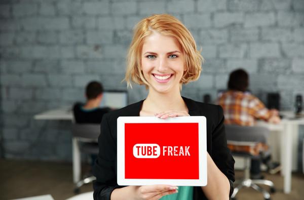 Sample branding #1 for Tubefreak