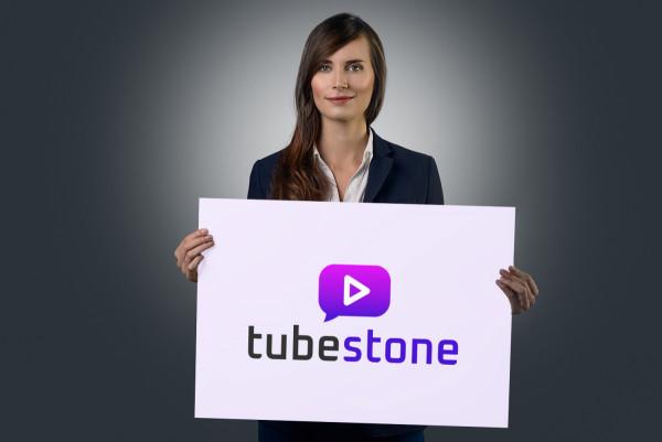 Sample branding #2 for Tubestone