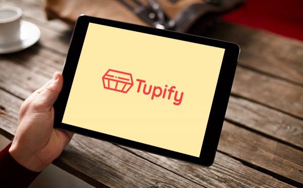 Sample branding #3 for Tupify