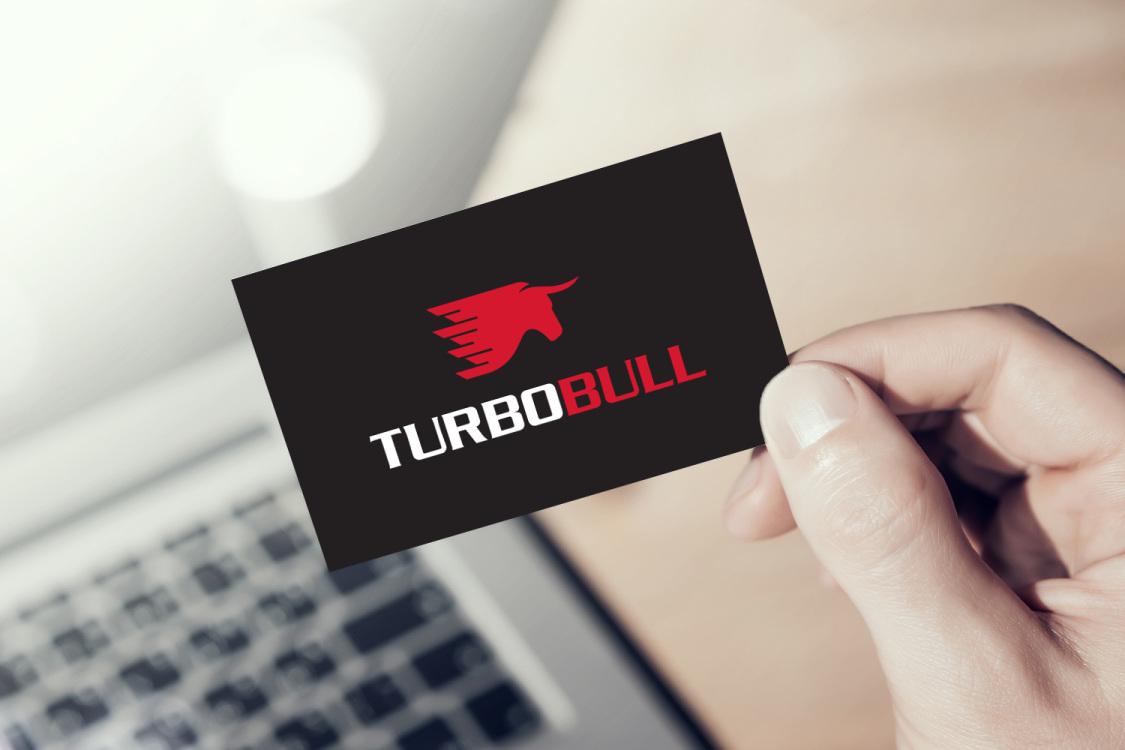 Sample branding #3 for Turbobull