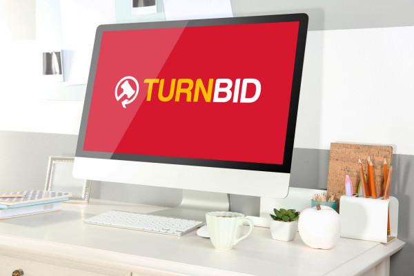Sample branding #3 for Turnbid
