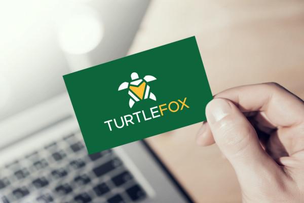 Sample branding #1 for Turtlefox