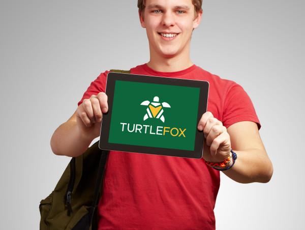 Sample branding #2 for Turtlefox
