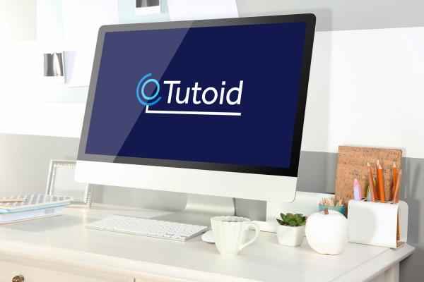 Sample branding #1 for Tutoid