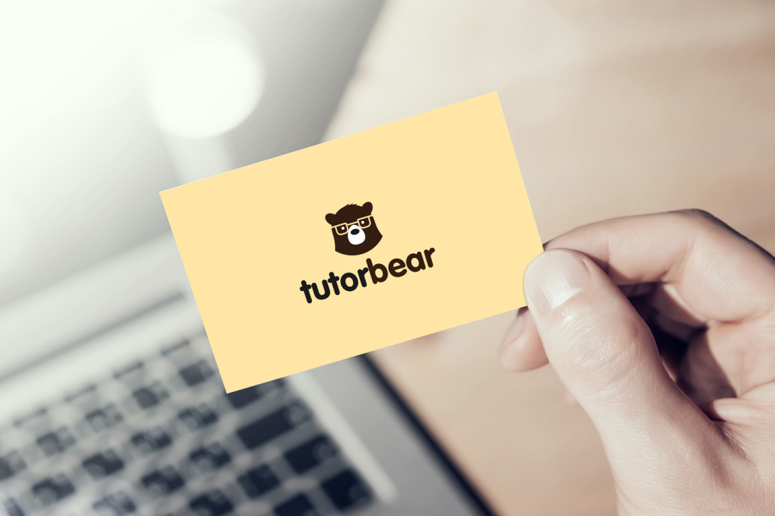 Sample branding #1 for Tutorbear
