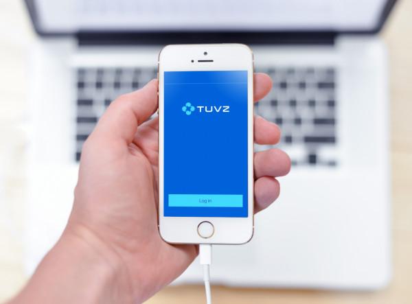 Sample branding #2 for Tuvz