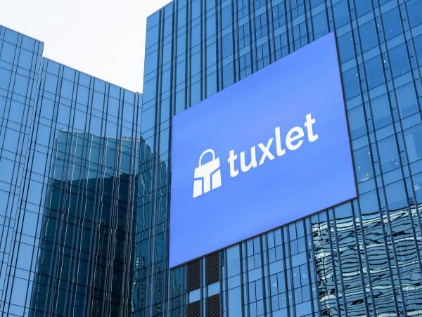 Sample branding #2 for Tuxlet