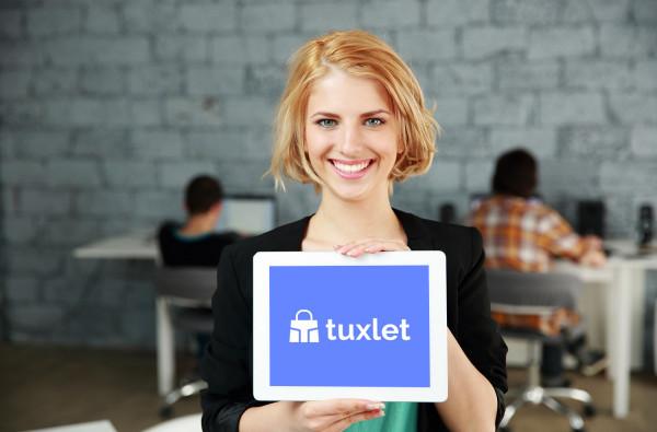 Sample branding #1 for Tuxlet