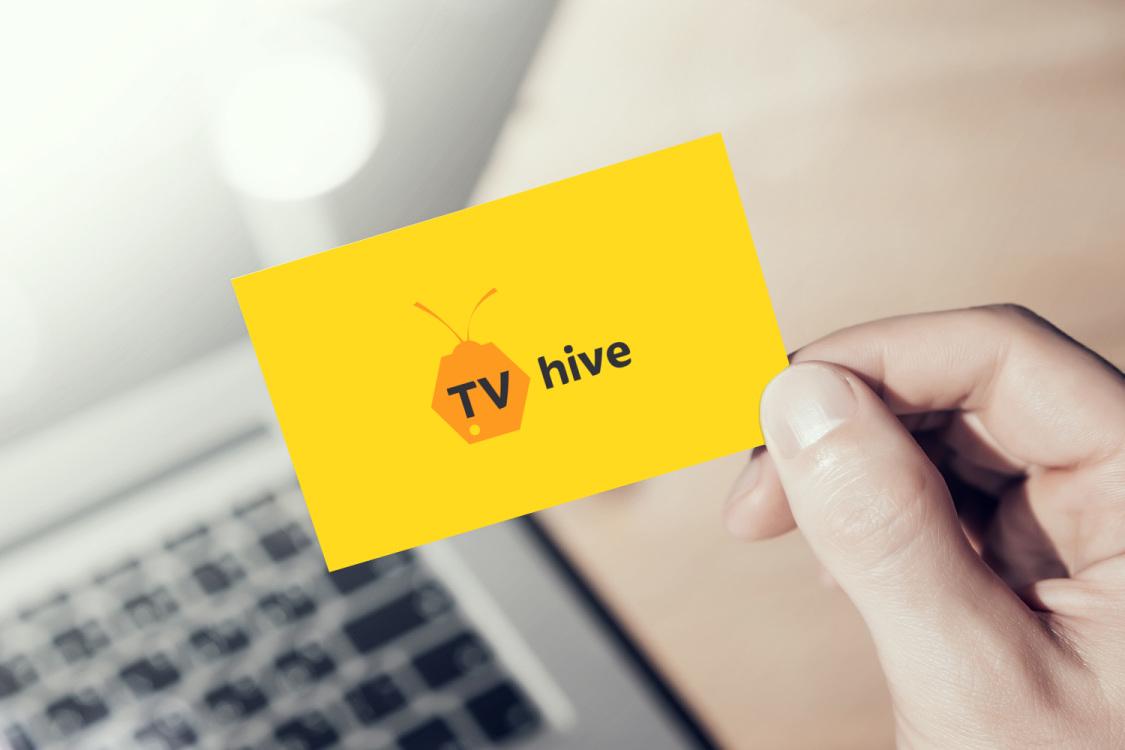 Sample branding #3 for Tvhive