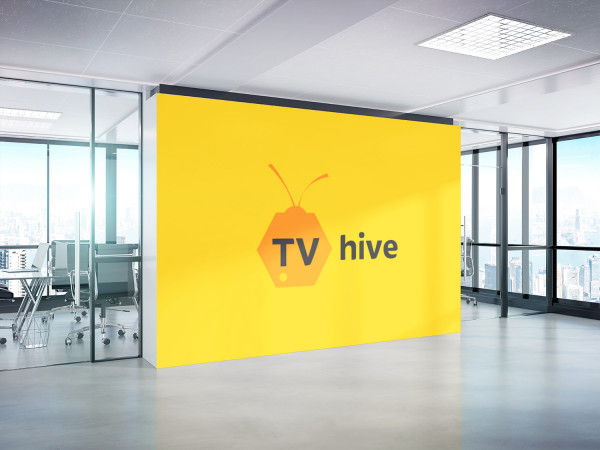 Sample branding #3 for Tvhive