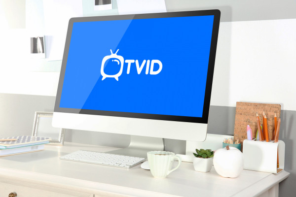 Sample branding #2 for Tvid