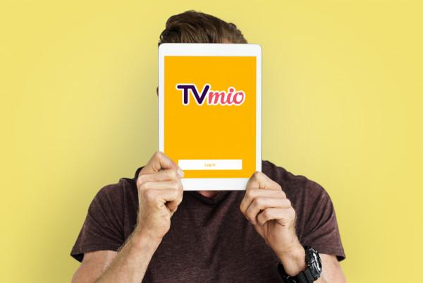Sample branding #2 for Tvmio
