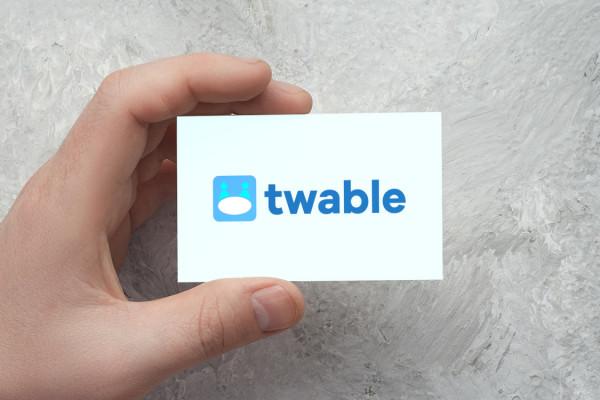 Sample branding #3 for Twable