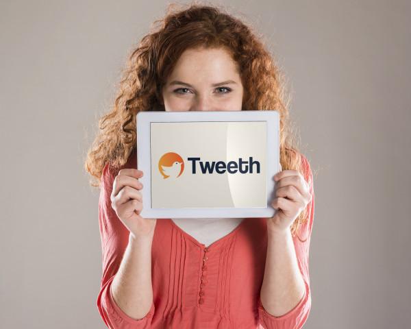 Sample branding #2 for Tweeth
