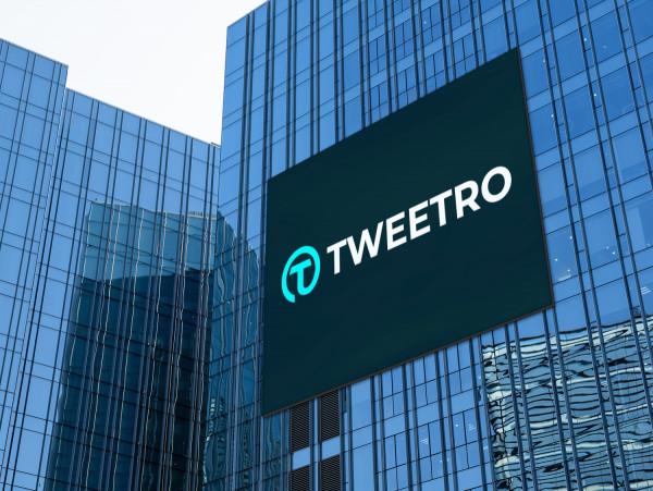 Sample branding #1 for Tweetro