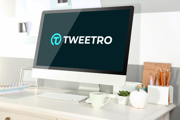 Sample branding #2 for Tweetro