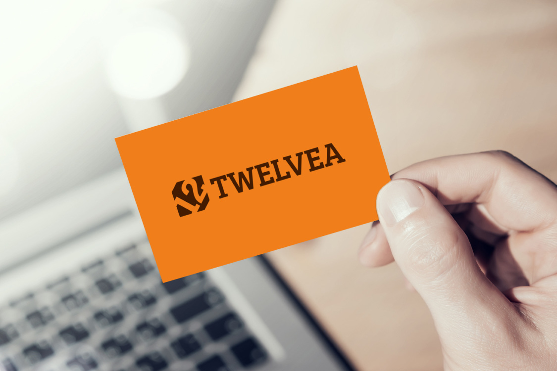 Sample branding #1 for Twelvea