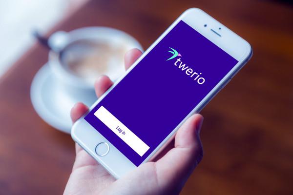 Sample branding #1 for Twerio