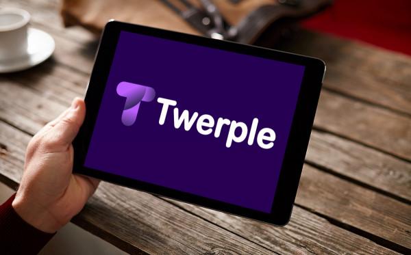 Sample branding #2 for Twerple