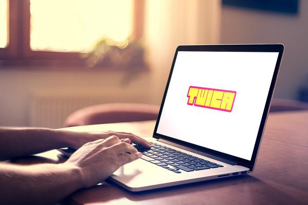Sample branding #2 for Twica