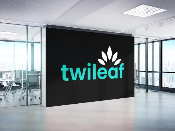 Sample branding #2 for Twileaf