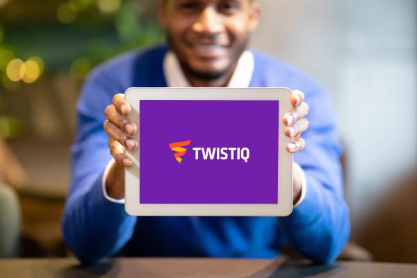 Sample branding #2 for Twistiq