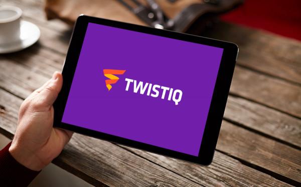 Sample branding #1 for Twistiq