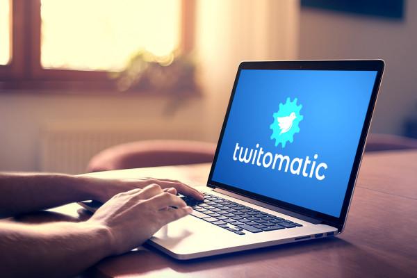 Sample branding #1 for Twitomatic