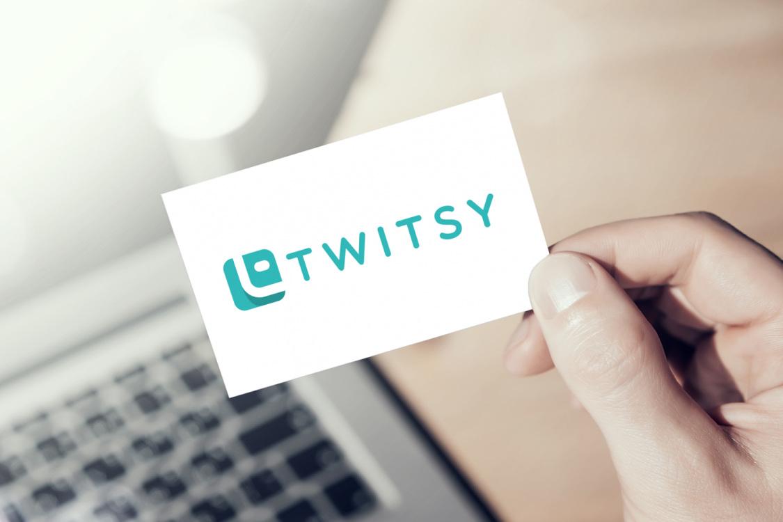 Sample branding #1 for Twitsy