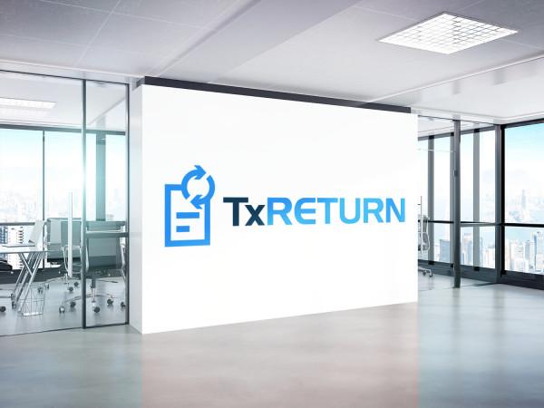 Sample branding #1 for Txreturn