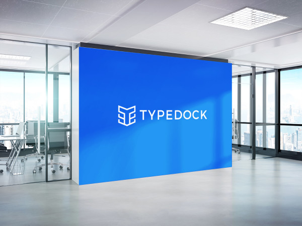 Sample branding #1 for Typedock