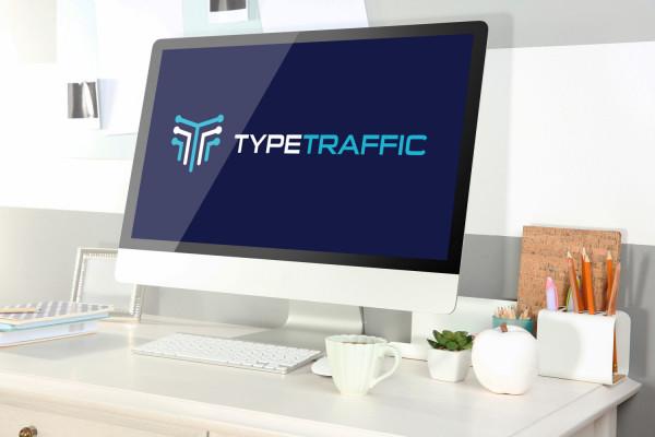 Sample branding #1 for Typetraffic